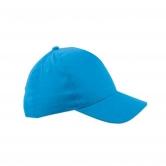 Бейзболна детска шапка ВС-004,   светло синя
