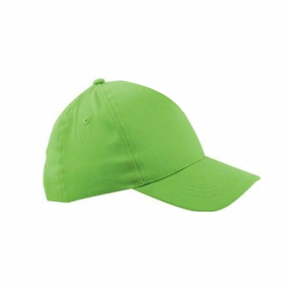 Бейзболна детска шапка ВС-004,   светло зелена