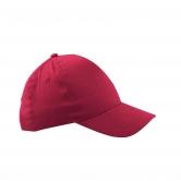 Бейзболна детска шапка ВС-004,   червена