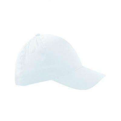 Бейзболна детска шапка ВС-004,   бяла