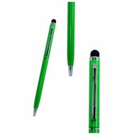 Пластмасова химикалка BYZAR тъч скрин 91973 зелена