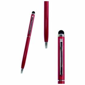 Пластмасова химикалка BYZAR тъч скрин 91972 червена
