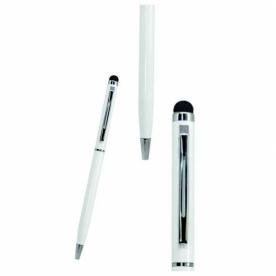 Пластмасова химикалка BYZAR тъч скрин 91970 бяла