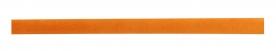 Оранж рекламна лента за шапка