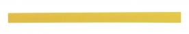 Жълта рекламна лента за шапка