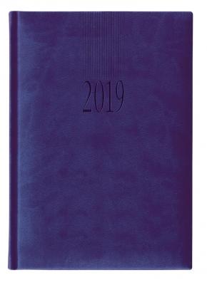Календар бележник Lediberg Tucson A5  син