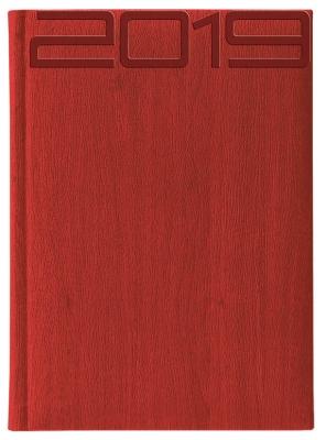 Календар-бележник Gardena A5 бордо