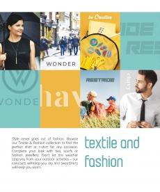 Brand It Cool 2020 - Текстил и мода