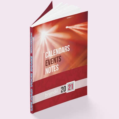 Рекламен Каталог BrandIt CALENDARS Events Notes 2021