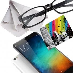 Микрофибърни кърпички за очила и телефон