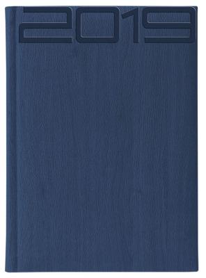 Календар-бележник Gardena A5 т. син