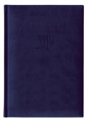 Календар бележник Lediberg Tucson A5 тъмно син