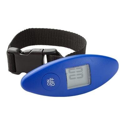 Кантарче за измерване на багаж до 40кг.- АР74130-06,синьо