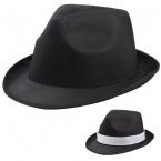 Унисекс модна шапка Braz Черна