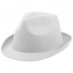 Унисекс модна шапка Braz Бяла