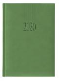 Календар бележник Lediberg Tucson A5 зелен