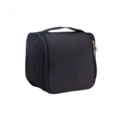 Козметична ръчна чанта Bagomatic, MO7651-03, черна