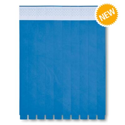 Сини хартиени Tyvek гривни