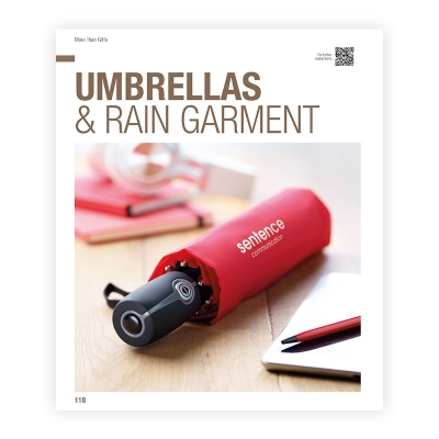 Umbrellas and Rain Garments