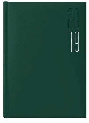 Календар-бележник Matra A5 зелен