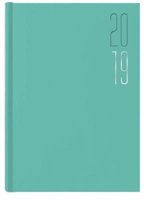 Календар-бележник Matra A5 св. зелен