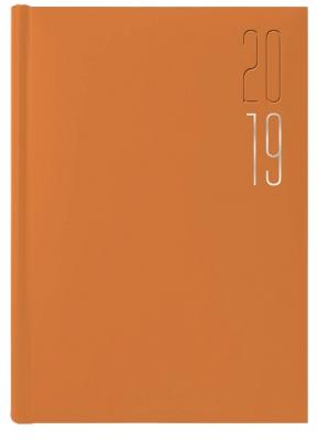 Календар-бележник Matra A5 оранж