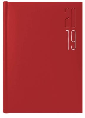 Календар-бележник Matra A5 червен