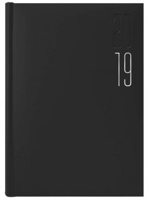 Календар-бележник Matra A5 черен