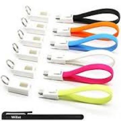 Micro-USB-cable-keyring