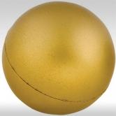 Антистрес топки за реклама, златисти