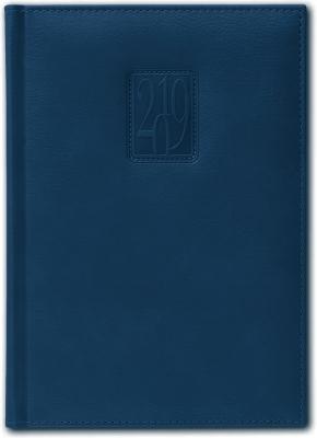 Календар-бележник Panama A5 тъмно син