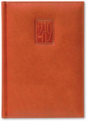 Календар-бележник Panama A5 оранж