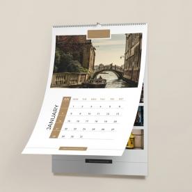Многолистови календари с индивидуални снимки