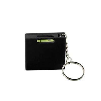 Ролетка 1м - нивелир R-004, черна