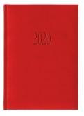 Календар бележник Lediberg Tucson A5 червен