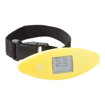 Кантарче за измерване на багаж до 40кг.- АР74130-02,жълто