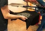 Ситопечат върху текстил