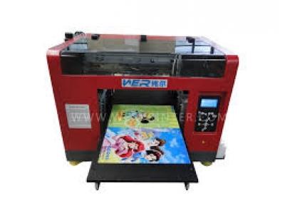 Компютърен печат, гравиране - UV-LED-printer