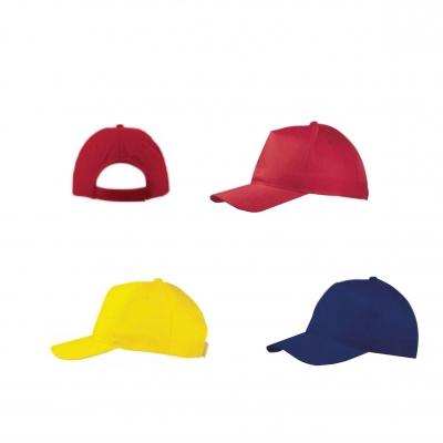 Едноцветни шапки ВС-002