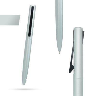 Метална химикалка RAMPANT_AP809447-21, сребро