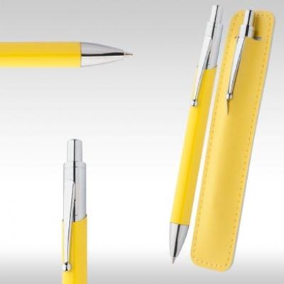 Жълта GAVIN с калъфче AP731624-02