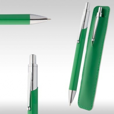 Зелена GAVIN с калъфче AP731624-07