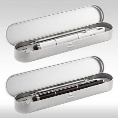 Химикалки KEYNOTE в кутийка и фенерче AP809482