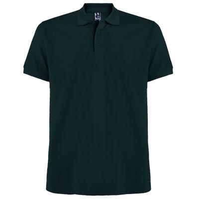 Мъжка ПОЛО тениска - ЧЕРНА