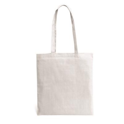 Памучна торбичка бяла