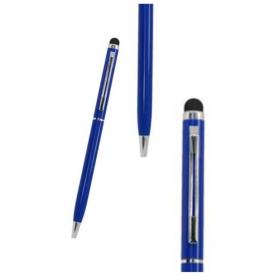 Пластмасова химикалка BYZAR тъч скрин 91971 синя