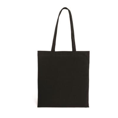 Памучна торбичка черна