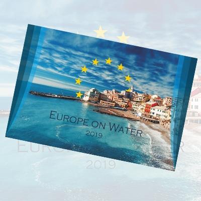 Стенен календар Европа на вода