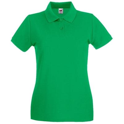 Тениска поло - ЗЕЛЕНА