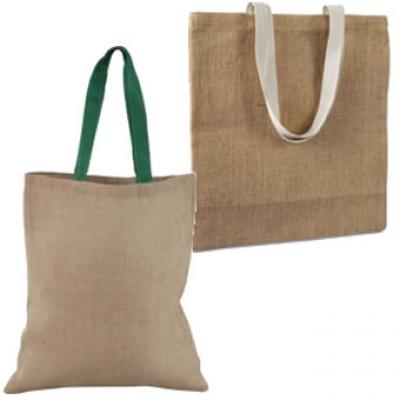 Рекламни чанти и торби от юта